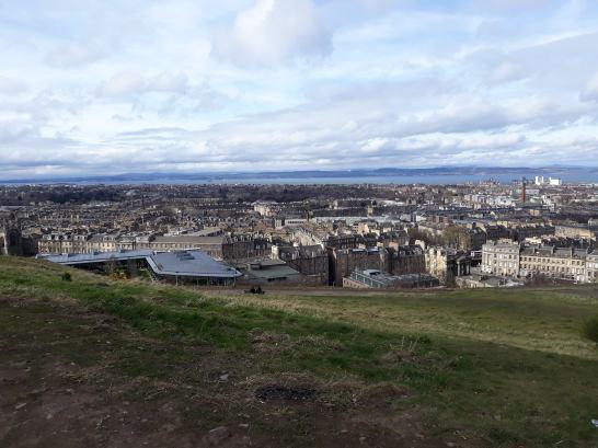 View towards Fife