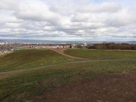 View towards North Berwick